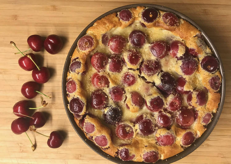 How to Cook Perfect Clafoutis aux Cerises