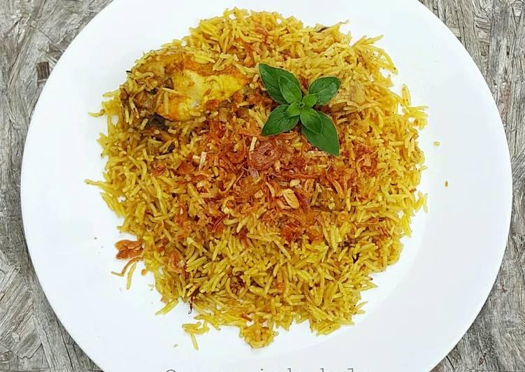 How to Prepare Delicious Chicken Biryani #instantpot