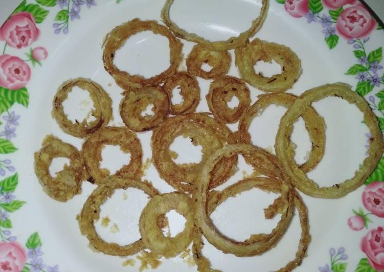 1Onion Ring Crispy by Uliz Kirei