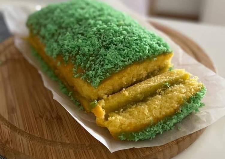 Cake Kaya Kelapa