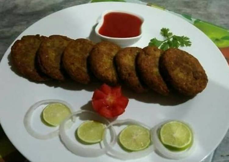 Recipe: Yummy Beef Shami Kebab😋