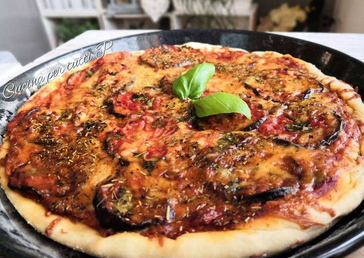 Comment faire Faire Délicieuse Pizza parmigiana