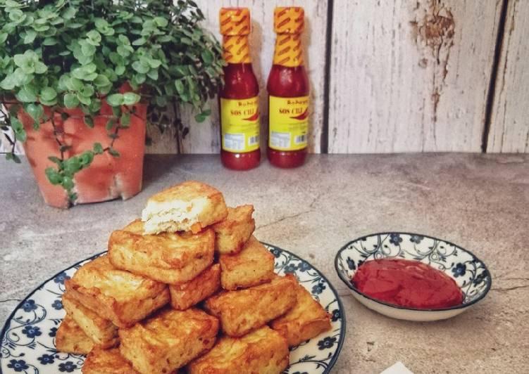 Nuget Ayam Homemade #phopbylinimohd #batch23 - velavinkabakery.com