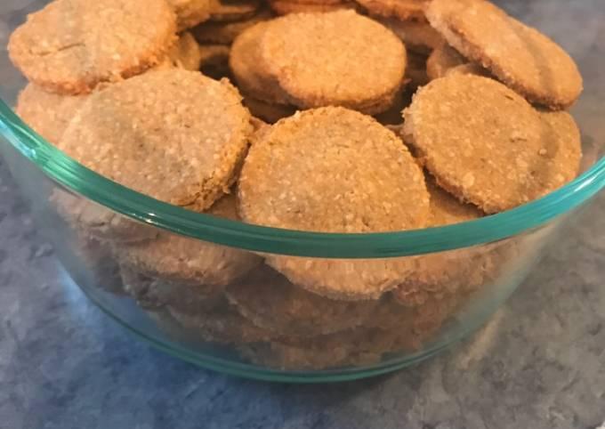 Healthy Baked Dog Treats