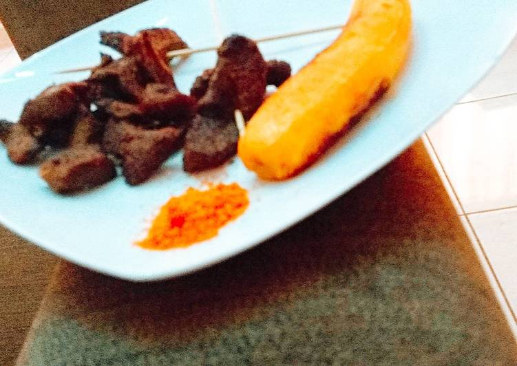 Suya n Boli, Heart Friendly Foods You Must Eat