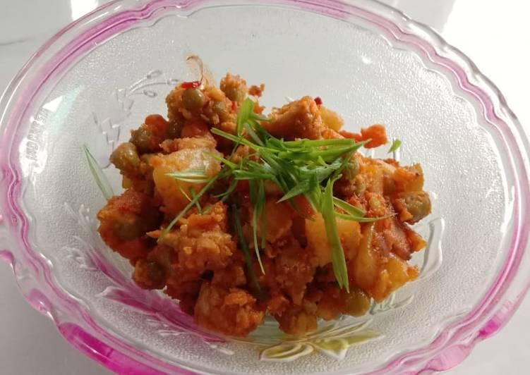 Resep Sambal Goreng Kentang Sederhana Resep Masakan Sederhana