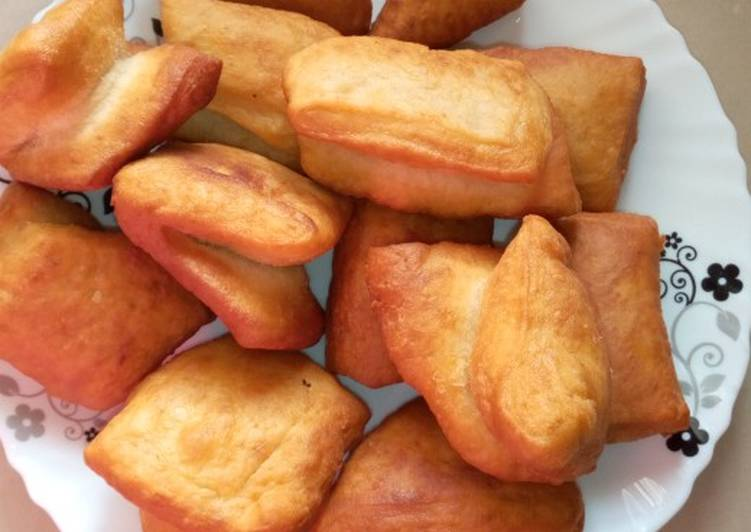 Recipe of Favorite Fluffy mandazi