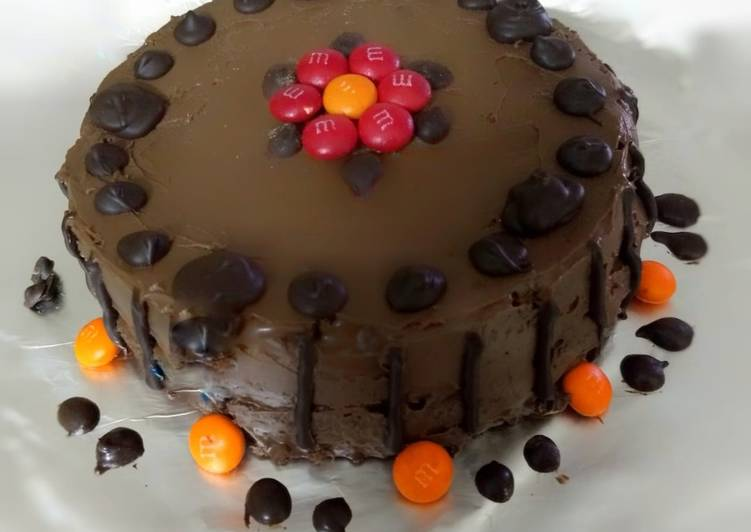 Easiest Way to Cook Appetizing Chocolate Biscuit Cake