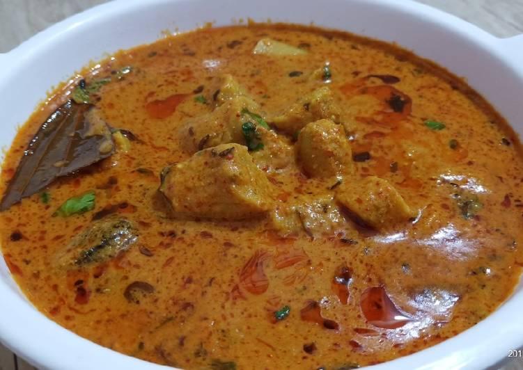 Recipe of Ultimate Rajasthan ki Famour Besan Gatte ki Sabji