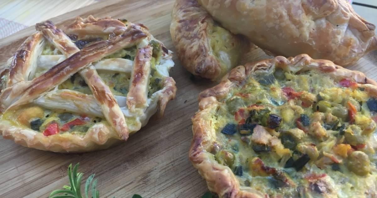 Empanadas O Mini Tartas Para Vigilia Receta De Martalhanna Cookpad