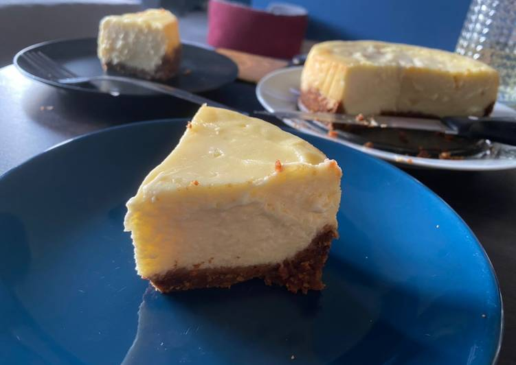 Step-by-Step Guide to Make Super Quick Homemade Cheesecake: Not cake not cheese
