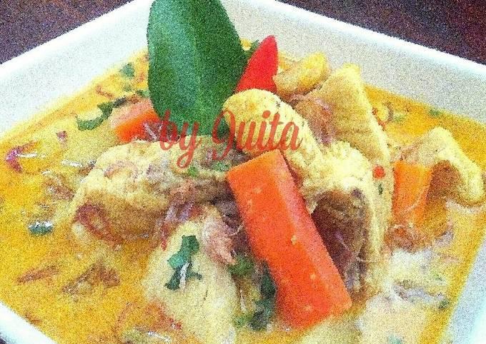 Resep Kare Ayam Sayuran Oleh Juita Kristy Cookpad