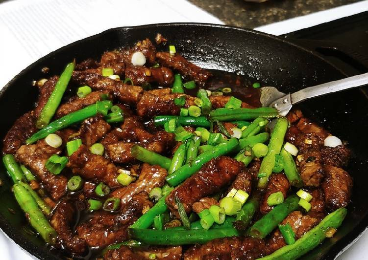 Mongolian Beef, Foods That Benefit Your Heart