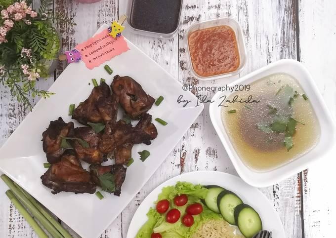 Nasi Ayam Fantasia Bulan Madu. #phopbylinimohd