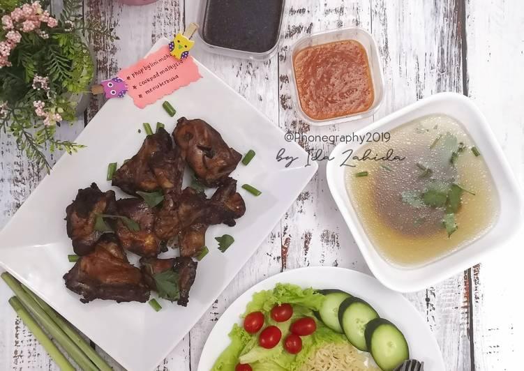 Nasi Ayam Fantasia Bulan Madu. #phopbylinimohd - velavinkabakery.com