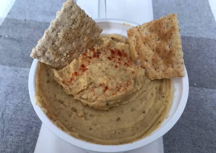 Hummus tradicional Mambo