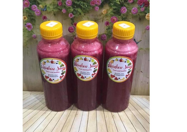 Diet Juice Tomato Apple Red Radish Beetroot Orange