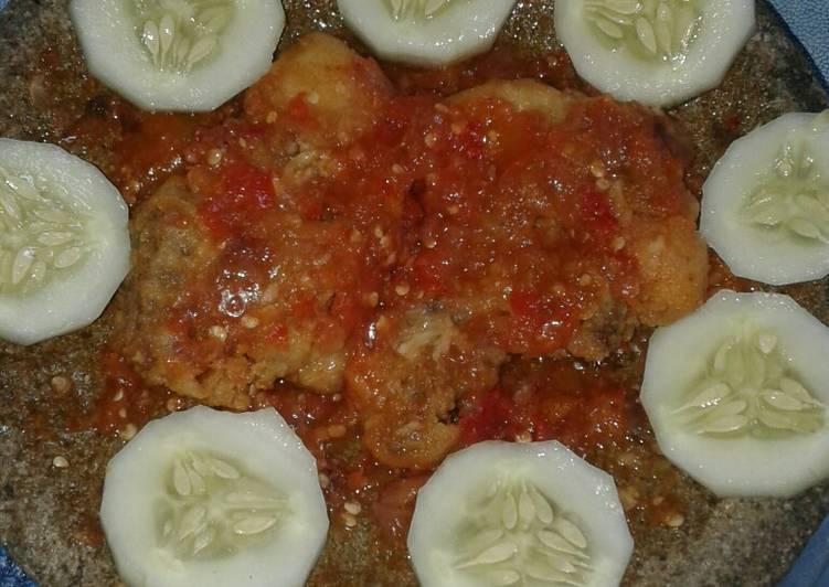 Cara Gampang Menyiapkan Ayam geprek ala rumahan yang Enak Banget