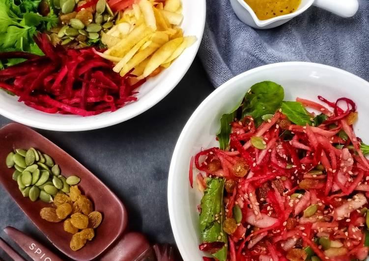 Detox Salad Bowl