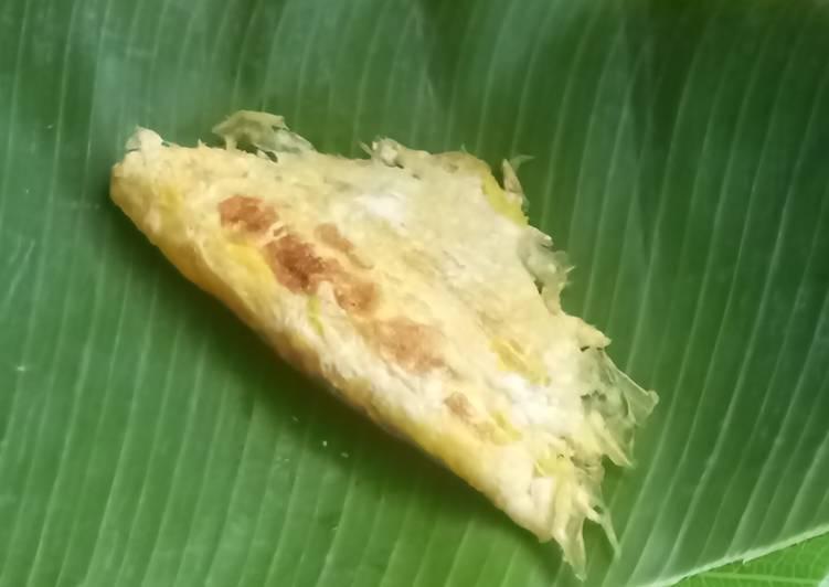Resep Telor apam daun khas Aceh