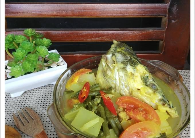Sayur Asam Kepala Ikan Baung