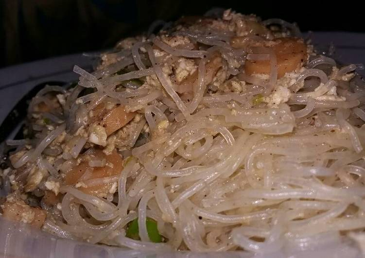 Mie Bihun goreng