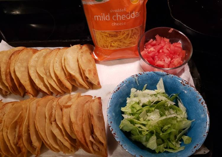 How to Prepare Perfect Leftover turkey tacos