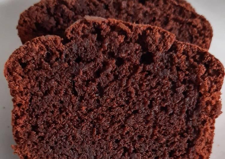recette Cake chocolat noir et Philadelphia le délicieux