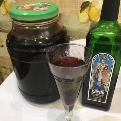 кагор старинный рецепт с фото поздравление