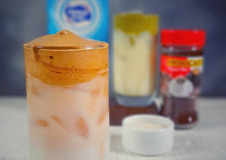 Resep Dalgona Coffee Lezat