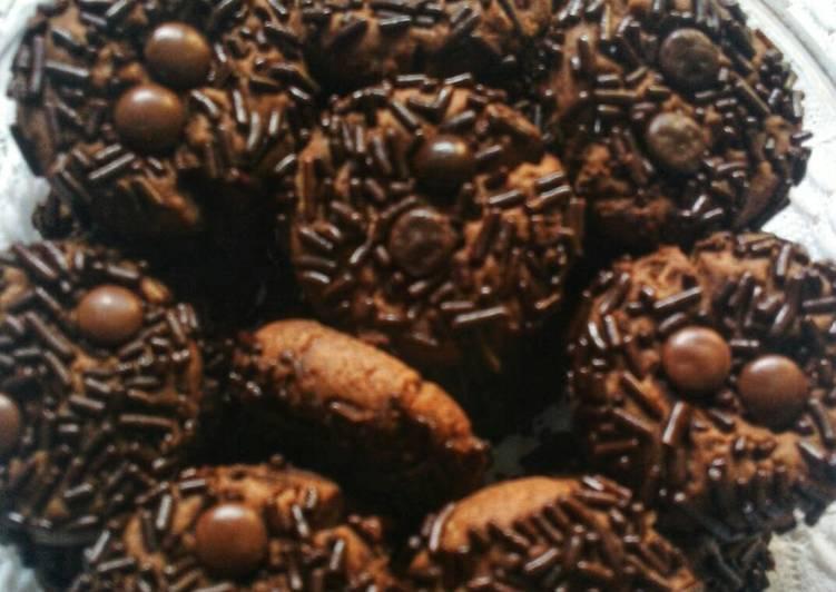 Cookies Coklat #KamisManis