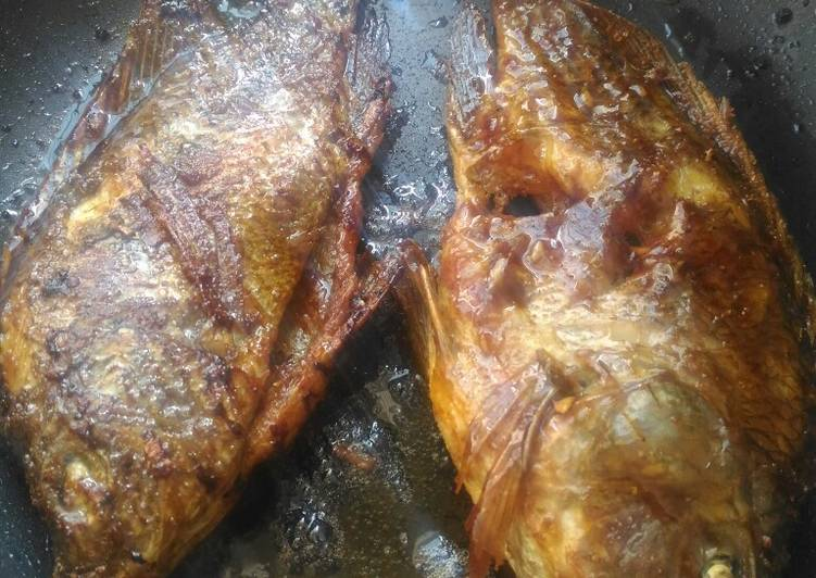 Ikan Bakar Nila