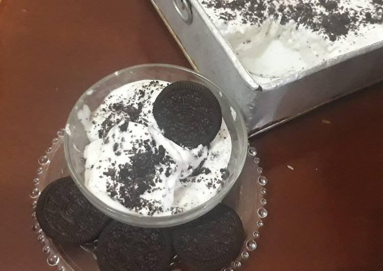 Ice Cream Oreo Fluffy