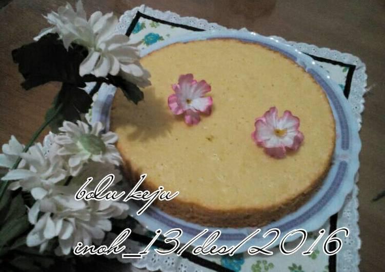 Bolu keju / Chesse cake (simpel)