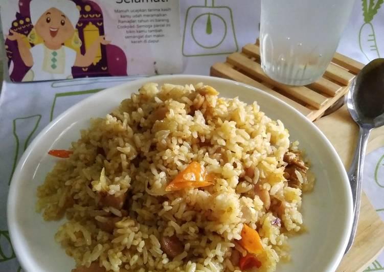 Nasi Goreng Kari Ayam