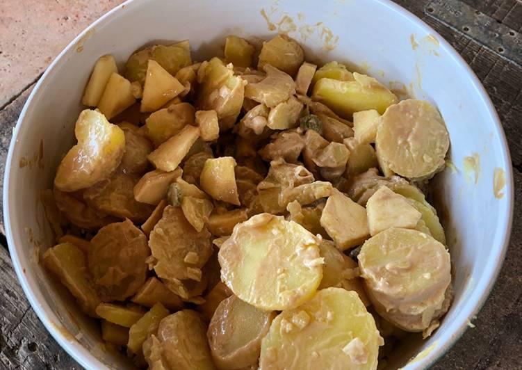 Les 9 Meilleures Recettes de Salade aux 2 pommes
