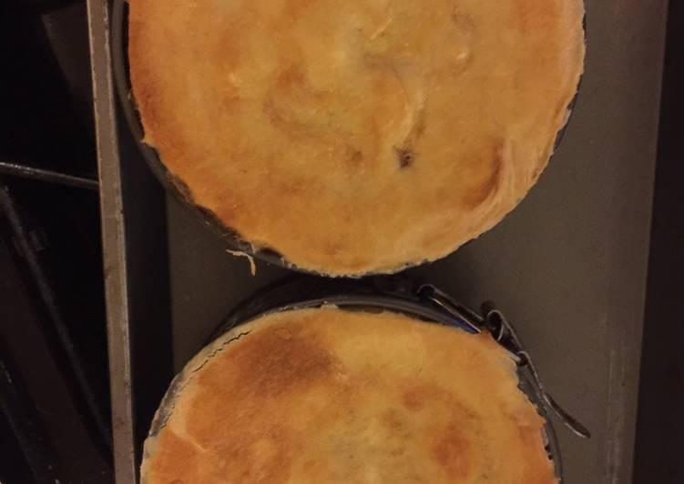 Steak and Kidney Pies