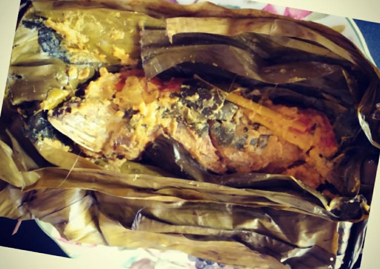 124. Pepes Ikan Kembung