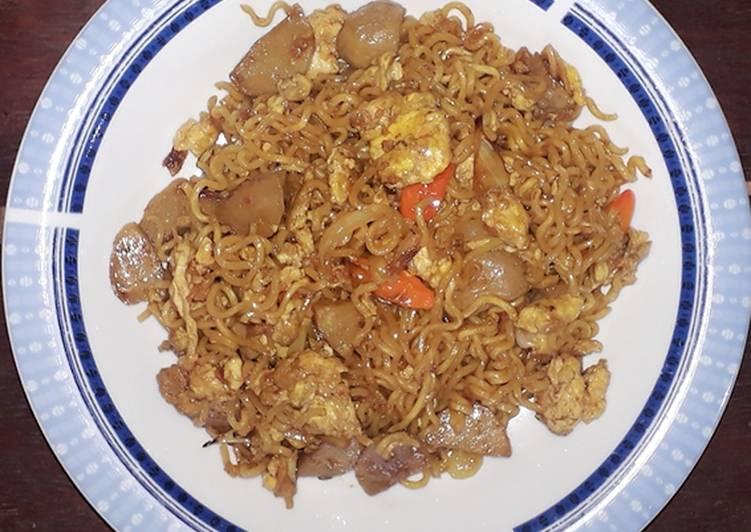 Resep Kreasi Indomie Goreng Paling Joss