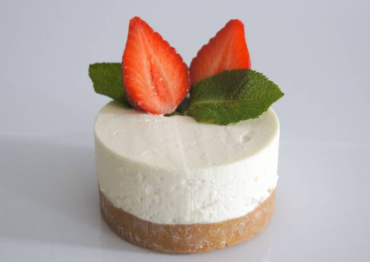 Recipe: Perfect Cheesecake Mascarpone