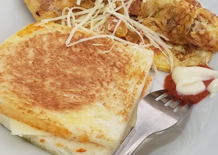 Cara mudah membuat Diet Breakfast inspiration (2)