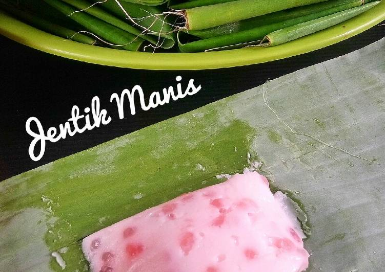 Jentik Manis / Cantik Manis - cookandrecipe.com