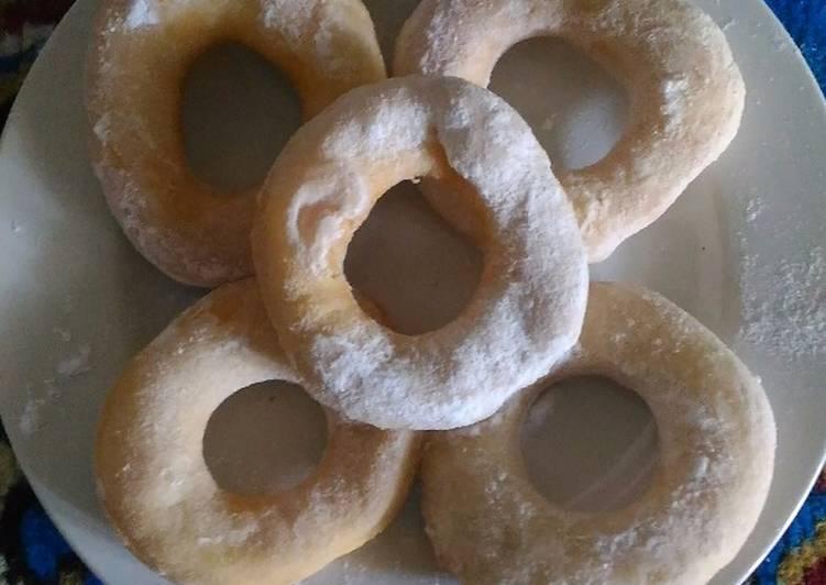 Donut Anti Gagal Yummy..