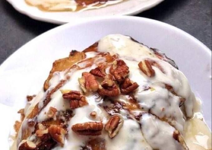 Pancakes façon Carotcake 🥞