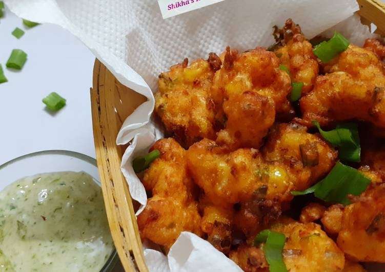Recipe of Award-winning Mexican corn fritters