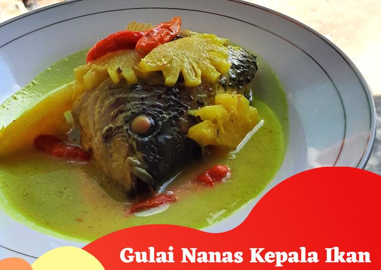 Resep Gulai Nanas Kepala Ikan Top