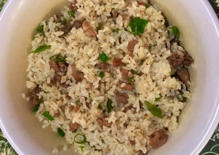 Nasi Goreng Bebek