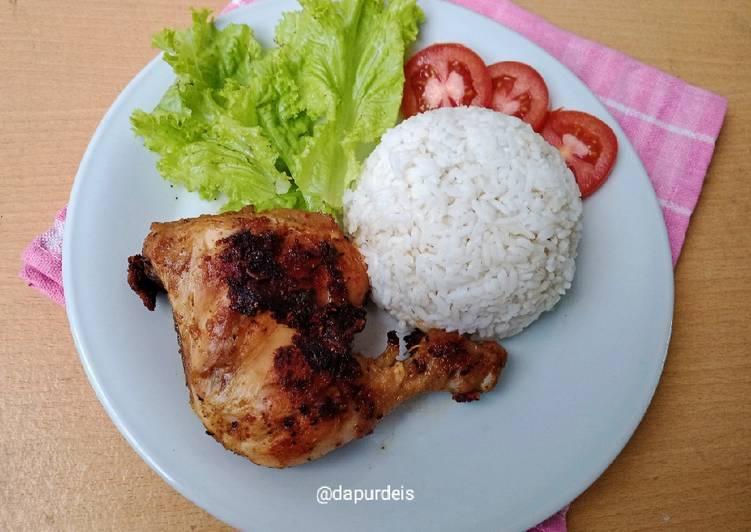 Resep Ayam Bakar Taliwang yang Bikin Ngiler