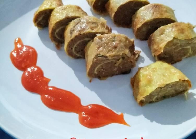 Rolade Daging Sapi Sederhana