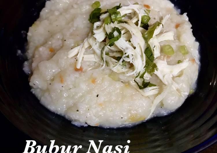 Bubur Nasi - resepipouler.com